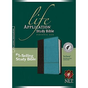 NLT Life Application Study Bible Personal Size Indexed by Edited by Tyndale