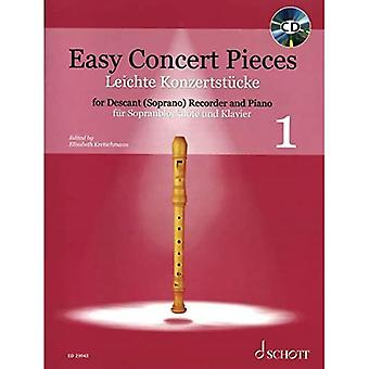 EASY CONCERT PIECES BAND 1