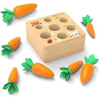 Wooden Toys, Montessori Toys Baby Educational Toys