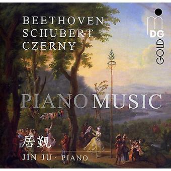 L.V. Beethoven - Beethoven, Schubert, Czerny: Piano Music [SACD] USA import