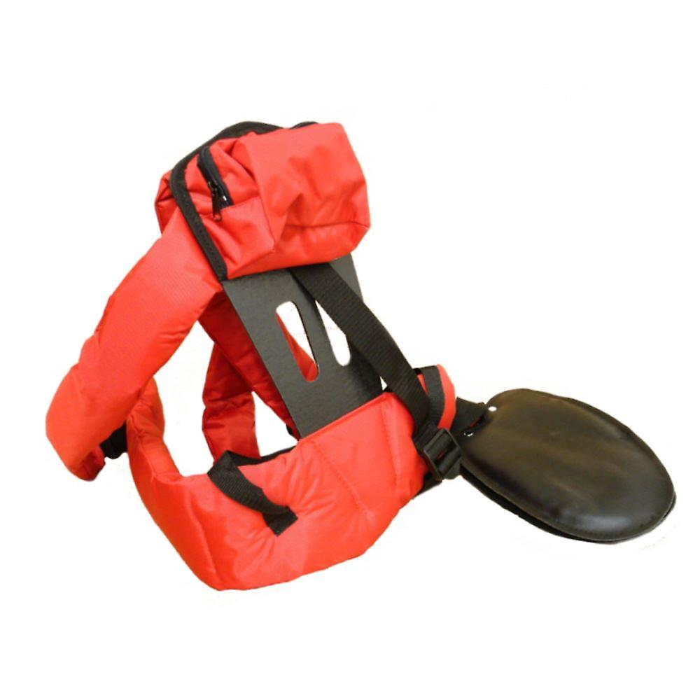 HARNESS DELUXE WITH PADDED STRAPS & TOOL POUCH