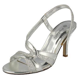 Ladies Anne Michelle High Heel Sandal F10158
