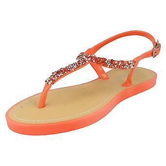Womens Savannah Toe Post Sandals