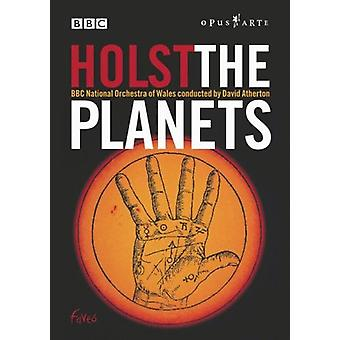 G. Holst - Planets [DVD] USA import