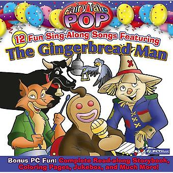 Fairy Tale Pop - Gingerbread Man [CD] USA import