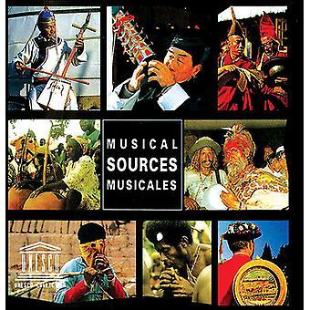 Various Artists - importer des Sources musicales [CD] é.-u.