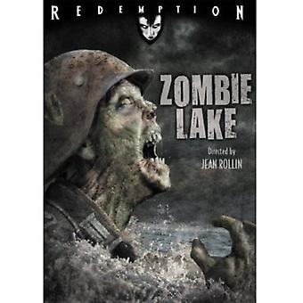 Zombie Lake [DVD] USA import