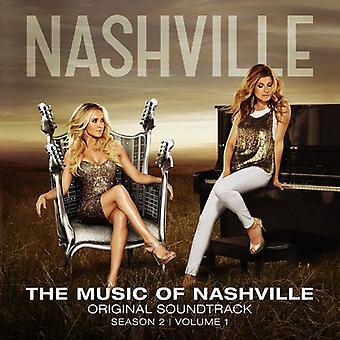 Various Artists - Music of Nashville: Season 2, Vol. 1 [CD] USA import