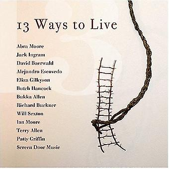 13 Ways to Live - 13 Ways to Live [CD] USA import