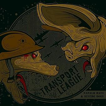 Transport League - Napalm Bats & Suicide Dogs [CD] USA import