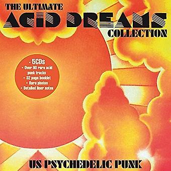 Various Artist - Ultimate Acid Dreams Collection: Us Psyche [CD] USA import