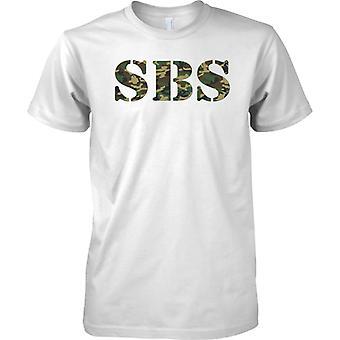 SBS - erityisesti vene palvelu - Royal Navy Special Forces - lasten T-paita
