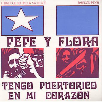 Pepe Y Flora - Tengo Puerto Rico En MI Coraz?N [CD] USA import