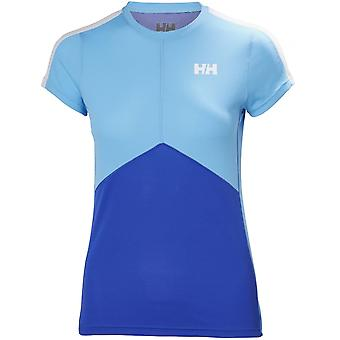 Helly Hansen HH Women's Lifa Active Light SS - Graphite Blue