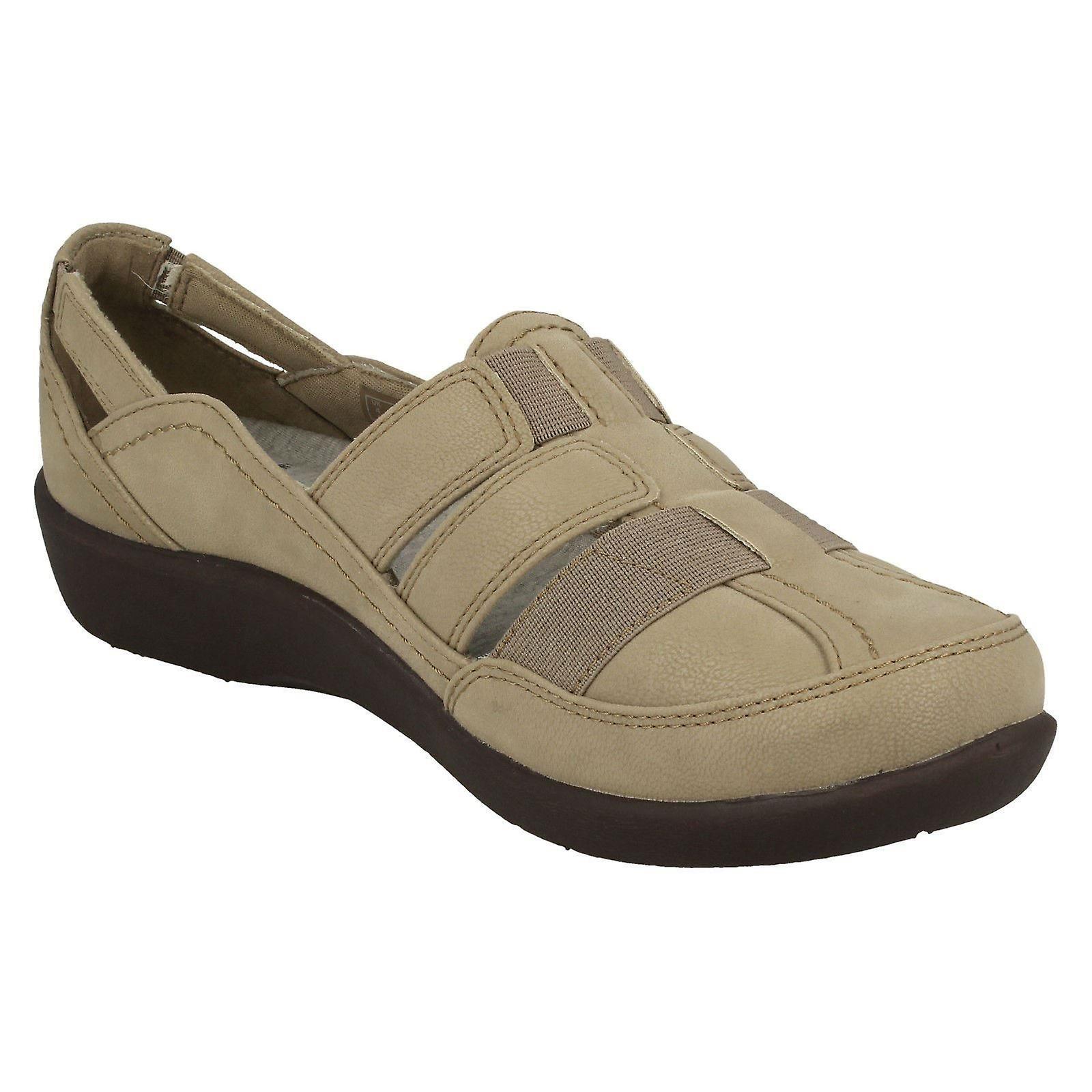 Clarks damskie wsuwane buty Sillian bocian