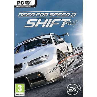 Need For Speed Shift (PC DVD) - jako nowy