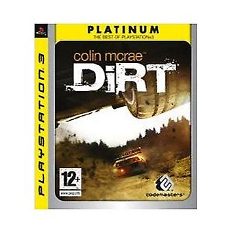 Colin McRae DiRT - Platinum Edition (PS3) - Nouveau