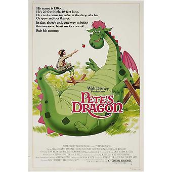 Petes Dragon elokuvajuliste (11 x 17)