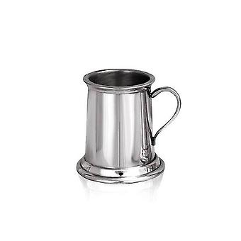 Miniature Pewter Tankard Bar Measure - 3oz