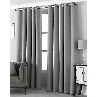 Riva Home Pendleton Ringtop Eyelet Curtains