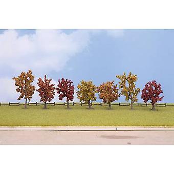NOCH 25070 Tree set höst träd 80 upp till 100 mm höst 7 st (s)