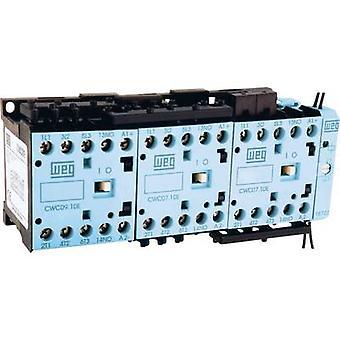 Star-delta Combo 1 Maker, 2 brytare WEG OSW1-C9-C7D24-ET 1 st (s)