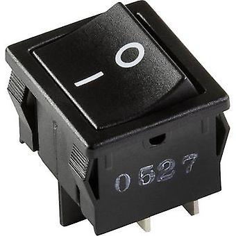 interBär Toggle switch 3628-201.22 250 V 10 A 1 x Off/On latch 1 pc(s)