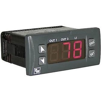 Wachendorff UR3274S3 PID Temperature controller K, S, R, J, Pt100, Pt500, Pt1000, Ni100, PTC1K, NTC10K 8 A relay, 5 A relay, SSR (L x W x H) 53 x 77 x 35 mm