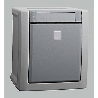 VIKO Wet room switch product range Switch Pacific Grey 90591014-DE