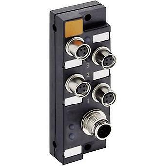 Lumberg Automation ASBSM 4/LED 3 65305 Sensor & actuator box (passive) M8 splitter + steel thread 1 pc(s)