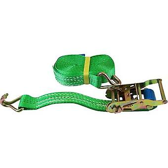 Berger & Schröter 60037 Double strap Low lashing capacity (single/direct)=2000 daN (L x W) 8 m x 50 mm