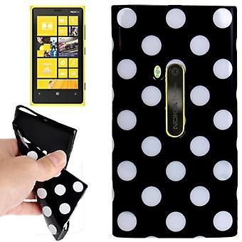 Ochronny case punktów TPU sprawy dla mobilnych Nokia Lumia 920
