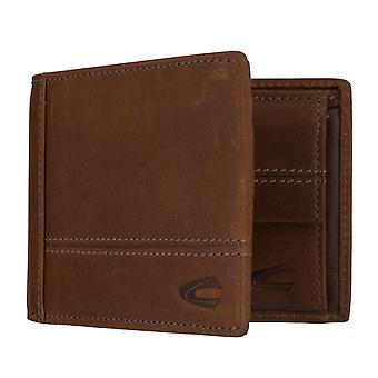 Camel active mens wallet wallet purse Brown 7300
