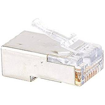 Platinum Tools EZ RJ45 - Shielded EZ-RJ45 Connector pass-thru (1 EACH)