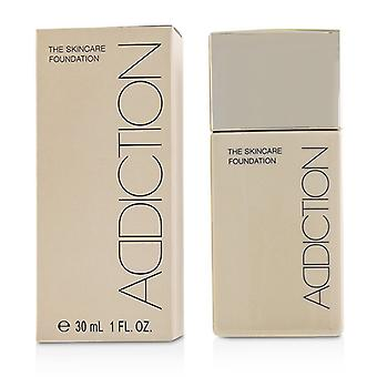 Addiction The Skincare Foundation Spf 25 - # 011 (warm Sand) - 30ml/1oz