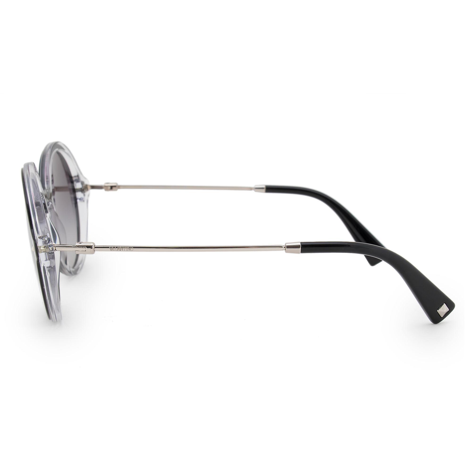 Valentino Round Sunglasses VA4015 50258G 53