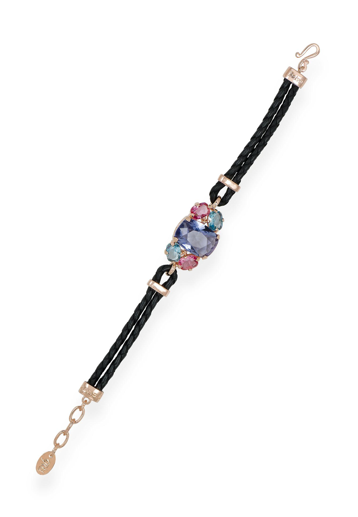 Multicolor bracelets with crystals from Swarovski 6316