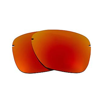 SEEK Replacement Lenses Compatible for Oakley Tailhook Polarized Red Mirror