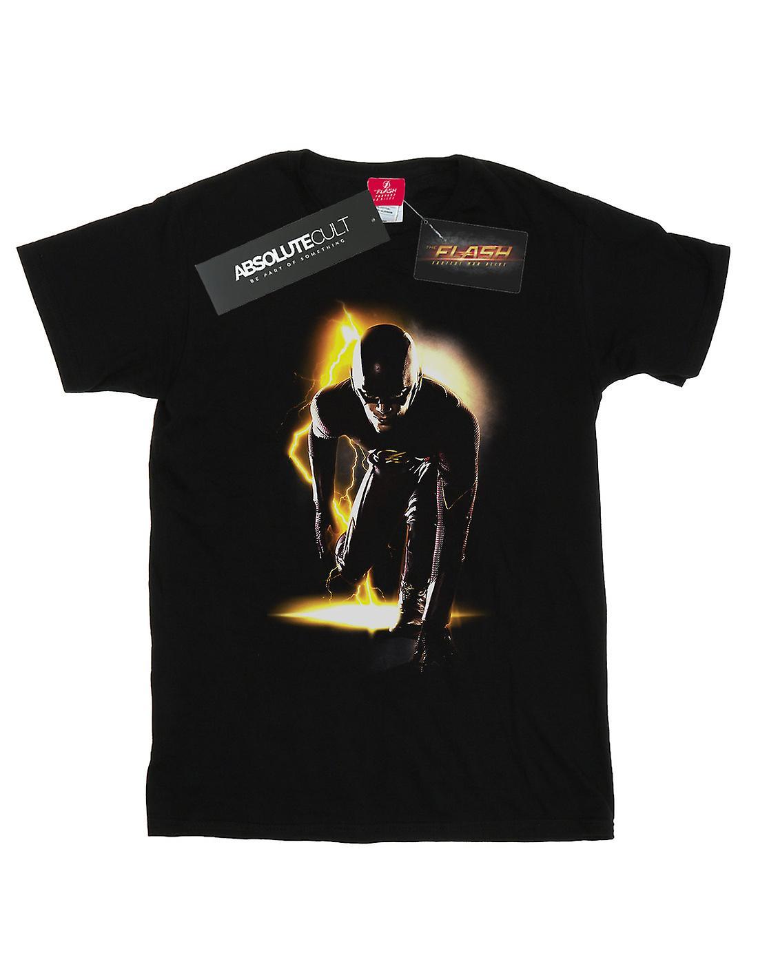 DC Comics Men's The Flash Ready To Go T-Shirt