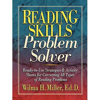 Het lezen van de Solver van het probleem van vaardigheden - kant-en-klare strategieën en activiteiten S
