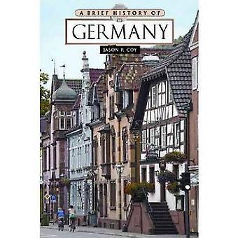 Een korte geschiedenis van Duitsland door Jason Philip Coy - 9780816083299 boek
