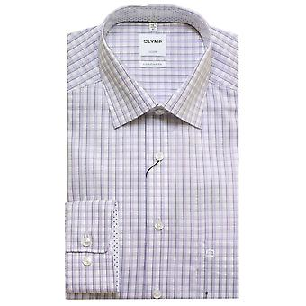 OLYMP Shirt 1070 92 Lilac