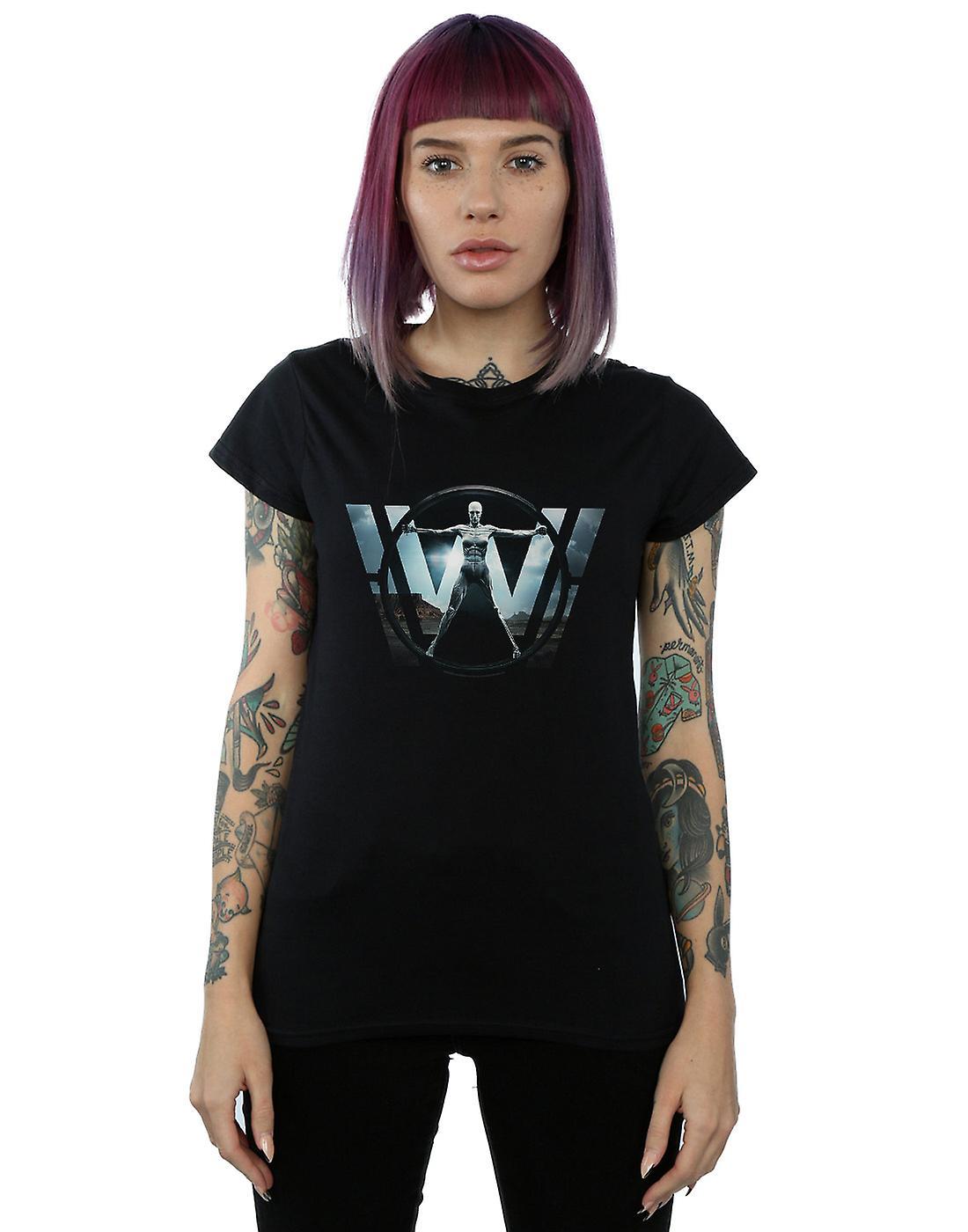 Westworld Women's Main Logo T-Shirt
