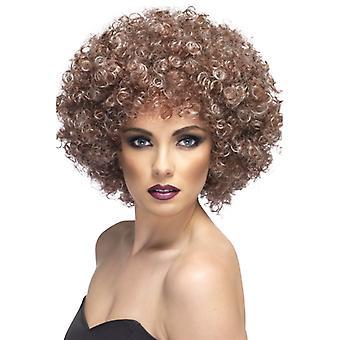 Άφρο περούκα, φυσικό