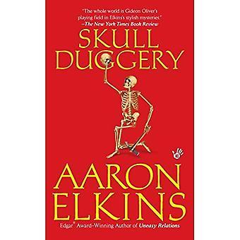 Skull Duggery (Gideon Oliver Series #16)