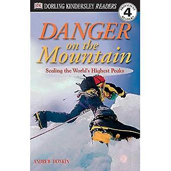 Niebezpieczeństwo na górze: skalowanie najwyższych szczytów na świecie (DK czytelników: poziom 4)