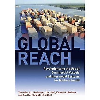 Portée mondiale: Révolutionne l'utilisation de navires commerciaux et de systèmes intermodaux pour militaire maritime, 1990-...