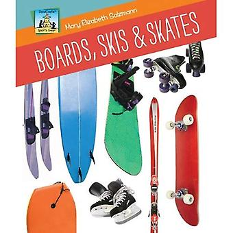 Boards, Skis & Skates