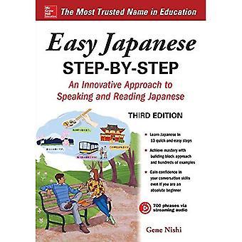 Lätt japanska stegvisa tredje upplagan