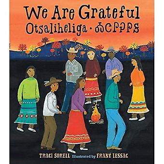 Vi er taknemmelige: Otsaliheliga